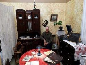 Гости и жители Перми посетили выставку вещей времен ВОВ