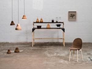 Дизайнерская мебель из природных материалов