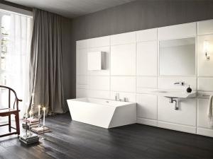 Коллекция Warp: изысканная мебель для ванных от К. Даль Бьянко