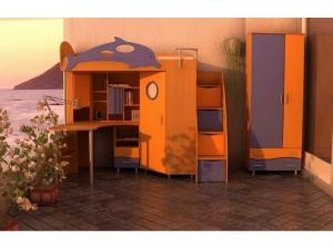«Взрослеющая» детская мебель Stokke поможет сэкономить
