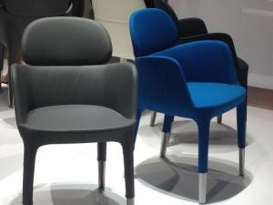 Кресла от Pedrali для уютных кафе