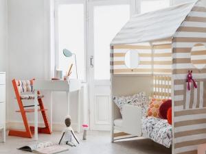 Мебель, адаптирующаяся под ребенка