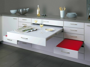 Мебель-трансформер: практично и актуально