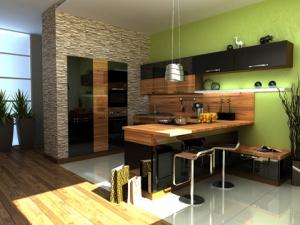 Esedra создала совершенную кухонную мебель