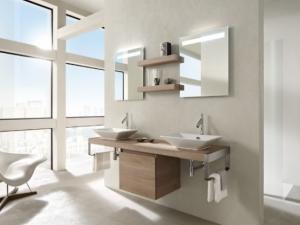 Эко-новинки мебели и сантехники от французской компании Jacob Delafon