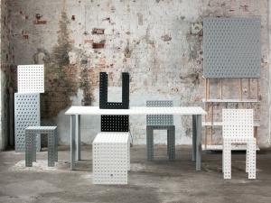 Мебель с перфорацией