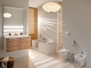 Мебель Jacob Delafon делает ванную комнату уникальной