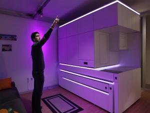 Мебель-трансформер станет отличным решением для маленьких квартир