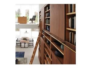 Громадный шкаф для книг от Morelato