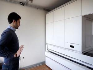 Интеллектуальная мебель-трансформер — обстановка будущего