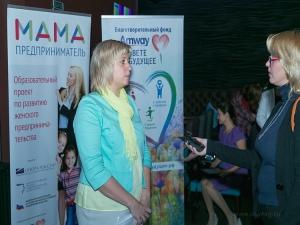 Мама-предприниматель выиграла 200 тысяч рублей на развитие мебельного бизнеса
