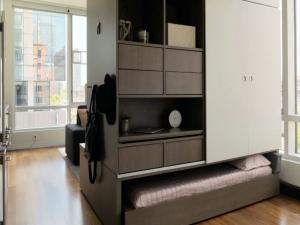 Американцы представили роботизированную мебель