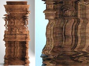 Дефекты мебели или новый тренд?
