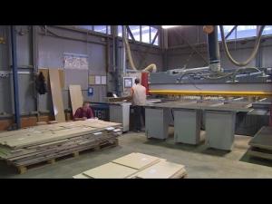 Мебельные фабрики станут пожаробезопасными
