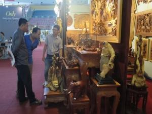 Мебель и предметы обстановки были представлены на VIFA Home в Хошимине