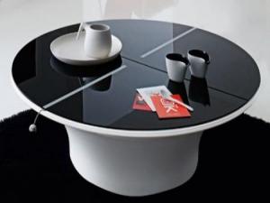 Журнальный столик: компактно, но со вкусом