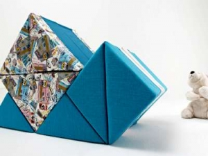 Мебельная новинка — диван из кубиков