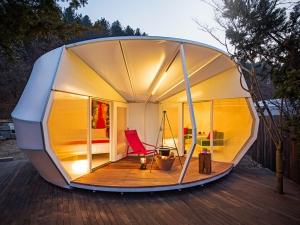 Модульные домики для загородного отдыха
