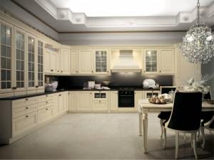 Итальянская кухня, воплощенная в мебельной коллекции