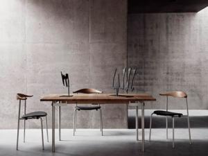 Датские дизайнеры модернизировали стул Ханса Дж. Вегнера