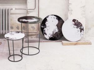 Уникальные столешницы для небольших столиков