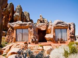 Первобытный отель в Южной Африке