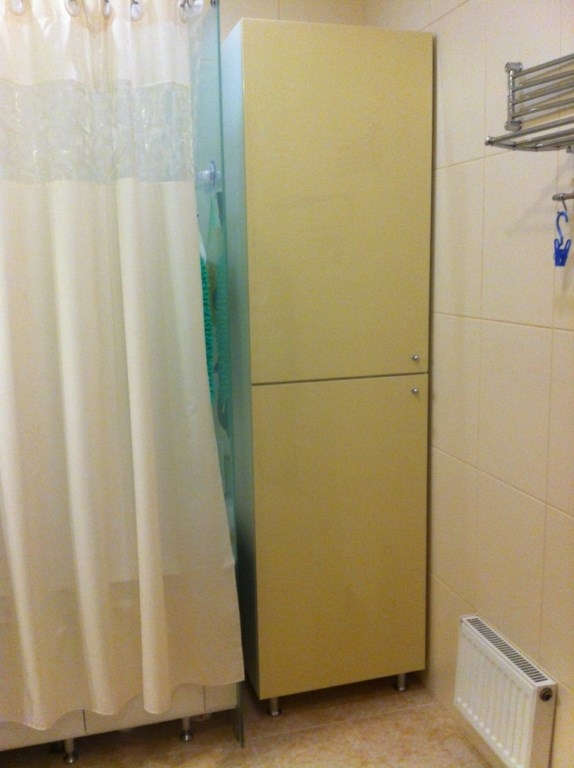 Пенал для ванной дизайн