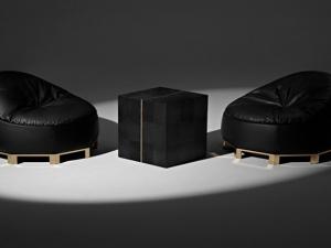 Новая коллекция мебели от Александра Вонга