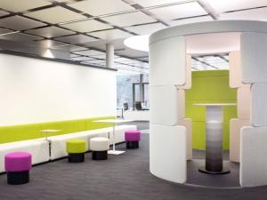 Новая коллекция офисной мебели от PearsonLloyd