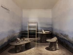 В Москве продемонстрируют мебель из мрамора