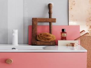 Мебель для ванной меняется по желанию покупателя