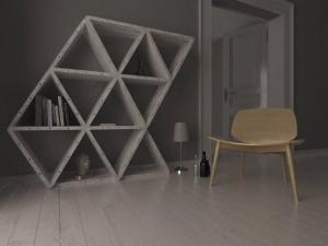 Студент разработал уникальную мебель
