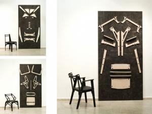 Мебель можно делать без гвоздей и шурупов