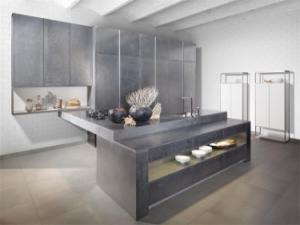 Новинка сезона — мебель из бетона