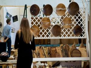 В Москве прошла выставка Wood Works