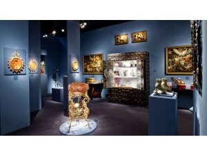 Завершилась выставка антиквариата TEFAF Maastricht