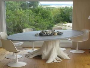 Столы от Groundwork Group: ручная работа и натуральность