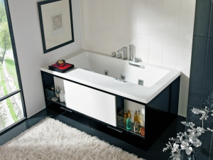 Ванная комната: все в одном флаконе