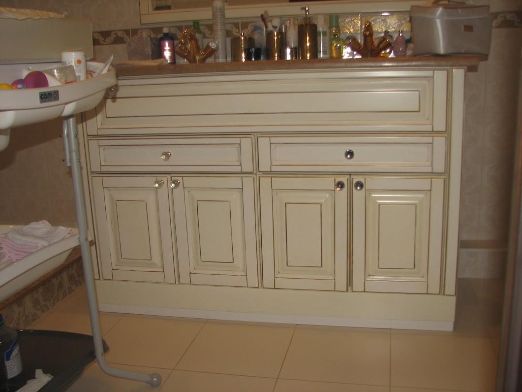 Продукция - Мебель для ванной комнаты