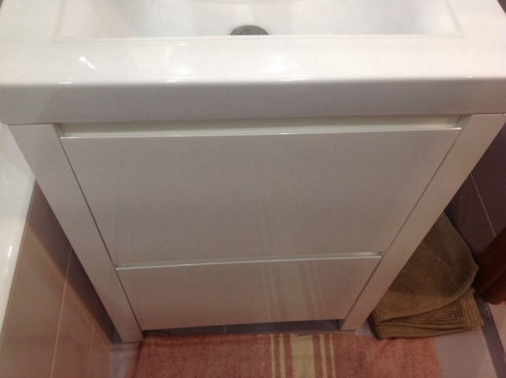 Продукция - тумба под раковину для ванной комнаты